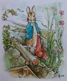 beatrix potter illustrations. www.beststoriesforchildren.com