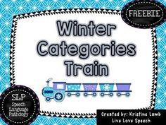 Winter Categories Tr