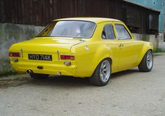 bubble arched Mk1 escort