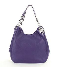 MICHAEL Michael Kors Fulton Large Shoulder Tote. I love my new bag!!!!
