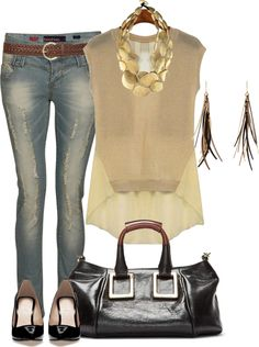 """""""Untitled #2748"""" by lisa-holt ❤ liked on Polyvore"""