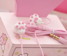 earphones apple cute pink kawaii kawaii accessory kawaii grunge all pink wishlist all pink everything instagram tumblr tumblr girl tumblr outfit grunge grunge wishlist grunge accessory