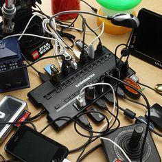 Manhattan MondoHub – 28 Port #USB #Hub #Gadgets