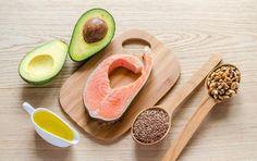 Omega-3 (ω-3) uno de los ácidos grasos esenciales
