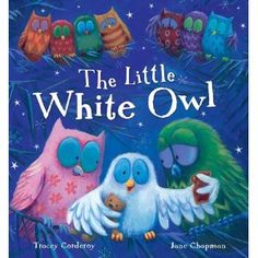 The little white owl loved to tell stories, but the other brightly-colored owls did not like him at first because he was different. Once they heard his stories, they loved him! This book is great for discussing what makes you unique. I have attached a writing prompt for you down below.