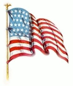 Free Flag Clipart - The Cliparts | american flag | Pinterest ...