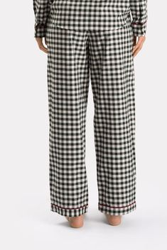 73d4a6cdfc Desmond   Dempsey Luxury Cotton Pyjama Trousers