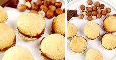Zutaten: 100 g Mehl 100 g gemahlene Haselnüsse 1 Päckchen Vanillezucker 80 g Zucker 80 g geschmolzene...