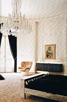 Lenny Kravitz Bedroom
