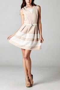 """Our Newest Arrival the- Mimosas for Brunch Dress! This gorgeous cocktail dress will be your """"go to"""" dress for all your special events! ;)  Shop Away, You Sassy Thing!  www.TheSassySouth.com Pin and Shop Until Your Heart is Content! We love our amazing sassy-classy shoppers!"""