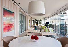 Aprenda todos os segredos para você decorar sua varanda gourmet