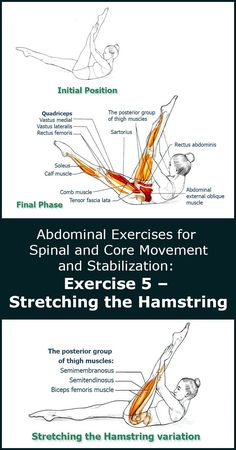 After the success weve had with our two previous series of exercises weve decided to publish a third one to complete our take on posture spine and core flexibility stability and coordination. To recap we previously wrote about: Exercises to improve Hamstring Muscles, Thigh Muscles, Abdominal Exercises, Abdominal Muscles, Golf Exercises, Belly Exercises, Ab Workouts, Stability Exercises, Core Stability