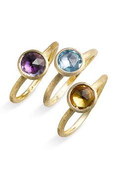 Marco Bicego 'Jaipur' Stackable Ring | Nordstrom