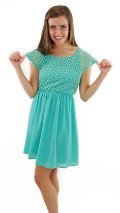 Kayla Crochet Dress