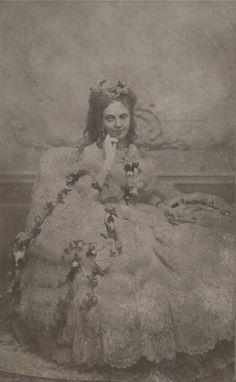 Markiza La Paiva - hrabina Blanche Henckel von Donnersmarck.