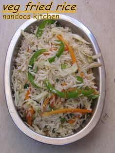 Dry chilli baby corn recipe indian chinese style recipe baby vegetable fried rice chinese style recipe is a tasty restaurant style chinese fried rice which can be easily made at home forumfinder Images