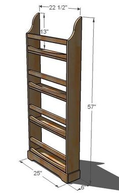 Finally found an awesome tutorial for the forward facing bookcases we want to build in Ryder's room. How am I just now finding this gal's blog?!