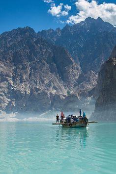 Attabad Lake, Gojal Valley, Hunza