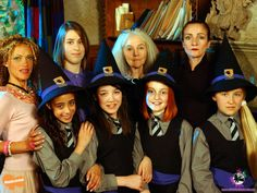 The second series of The Worst Witch