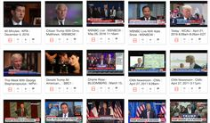 The Internet Archive Launches the Trump Archive, A Verified Historical Collection of PEOTUS Videos