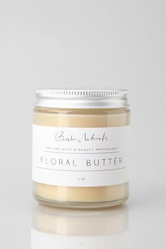 Beridan Naturals Floral Butter #UrbanOutfitters