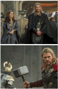 Thor 2: The Dark World. I'm so excited to see Jane in Asgard!!! oawelkhfpawielfdjk