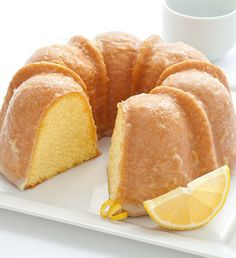 Easy Lemon Cake                                                       …