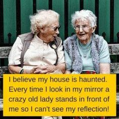 Funny quotes for women humor friends hilarious 61 ideas Haha Funny, Hilarious, Funny Stuff, Old Lady Humor, Aging Humor, Senior Humor, Frases Humor, Funny Signs, Just For Laughs