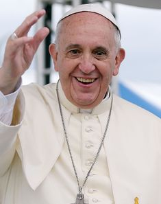 Pope Francis declares evolution and Big Bang theory are real and God is not 'a magician with a magic wand' Papa Francisco, Chris Brogan, Santa Sede, Catholic Online, Premier Ministre, Religion Catolica, Help The Poor, Les Religions, Time Warner