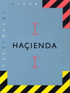 FAC83 Hacienda 1 year celebration.