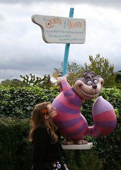Alice's Curious Labyrinth   Fantasyland  Disneyland Paris