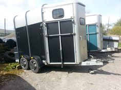 """bend for sale """"horse trailer with living quarters ..."""