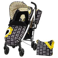 Buy Cosatto Yo! Stroller and Changing Bag, Molly Millie Online at johnlewis.com
