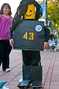 Boo-HaHa Annual Halloween Festival on Main Street in Rock Hill, SC #costumes #candy #family #friends #steelers #lego