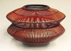 TAI Gallery/Textile Arts: Japanese Bamboo Artists: HAYAKAWA Shokosai V