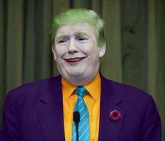 rions un peu avec Donald Trump