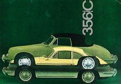 ALL MY EYES: Vintage Porsche Brochures