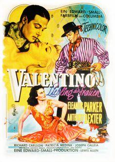 Valentino (1951) Movie