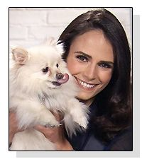 Jordana Brewster on Pet Life Radio