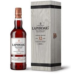 Nieuws: Laphroaig 32 | A Tasty Dram