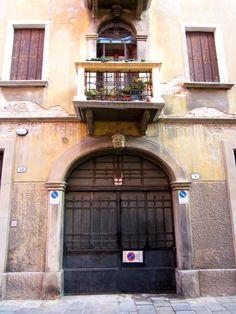 historic center Padua