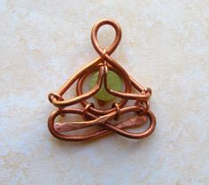 Little Jade Yogi pendant  meditating in Lotus
