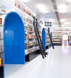 Passing Through: Intellectualism Meets Invigoration at Oxford Bookstore — KNSTRCT - Carefully Curated Design News