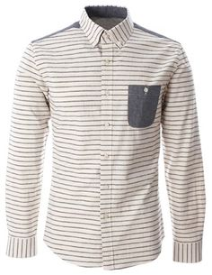 FLATSEVEN Mens Horizontal Striped Slim Fit Chest Pocket Button Down Casual Shirt (SH497) Navy, M FLATSEVEN http://www.amazon.com/dp/B00KNPSE50/ref=cm_sw_r_pi_dp_yAolub09CTTD1