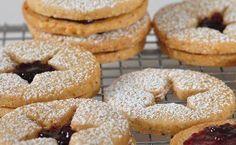 Biscotti di Linzer - Le ricette di Buonissimo!