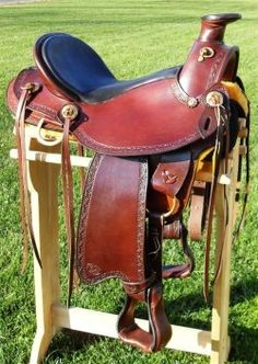 Allegany Mountain Trail Saddles Review