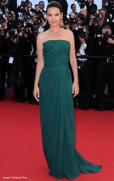 Cannes Festival: Virginie Ledoyen