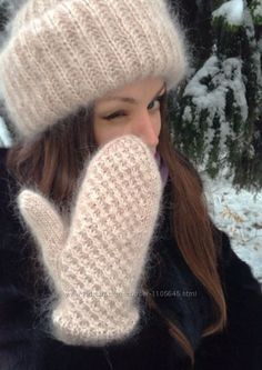 Knit Mittens, Mitten Gloves, Knitted Hats, Free Crochet, Knit Crochet, Knit Fashion, Knit Beanie, Handmade Clothes, Knitting Stitches