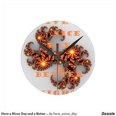 #Have #a #Nicer #Day and a #Better #Night #Clocks #Hakuna #Matata #Clock #funny #penguin #saying, #steal #my #sanity, #with #quote #Cute #Quotes #Clocks