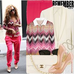Celebrity Style: Beyonce Knowles celeb-fashion-by-thebizcore